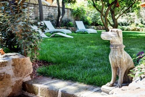 Appia Antica Resort – Garden