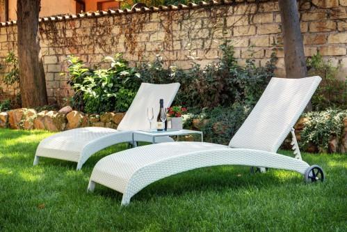 Appia Antica Resort – Jardín