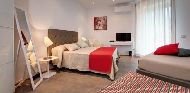 Appia Antica Resort - Four-bedroom apartment Domus Priscilla